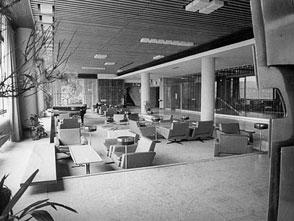 Kavčí hory - respirium - 1972