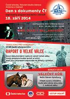 Den s dokumenty ČT na Dnech NATO