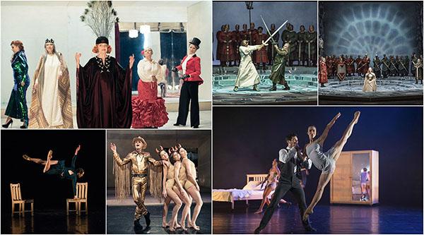 Národní divadlo – balet, opera, činohra