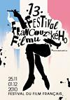 13. Festival francouzského filmu