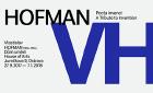 Pocta invenci – Vlastislav Hofman