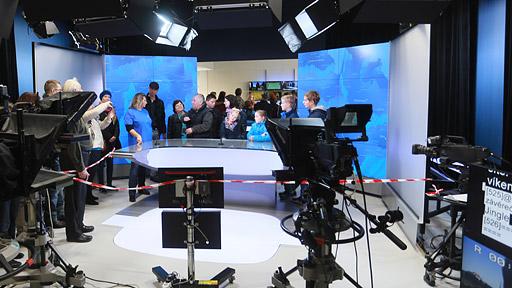 Televizní studio Brno