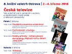 Edice České televize na Ostravském knižním veletrhu