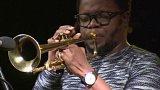 Jazzový trumpetista Akinmusiri v Brně