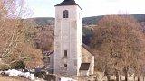 Záchrana kostela v Horním Maršově