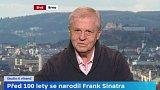 Před 100 lety se narodil Frank Sinatra