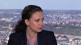 Simona Hornochová, náměstkyně ministra financí; Alena Vančurová, vedoucí katedry veřejných financí, Fakulta financí a účetnictví, VŠE