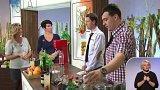 Malé vaření - nápoje a limonády z podzimních plodů - Martin Baťha