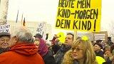 Obvinění berlínského zpravodaje Prvního kanálu