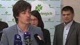 Volební sjezd Strany zelených
