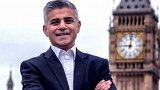 Nový starosta Londýna