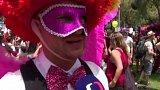 Gay Pride v Tel Avivu