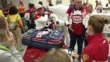Ruští atleti v Riu