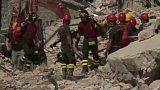 Rozloučení s oběťmi zemětřesení
