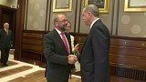 Dohoda o příměří v Sýrii