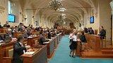 Lhůta Senátu na projednání zákonů