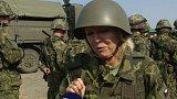 Velké vojenské cvičení v Česku