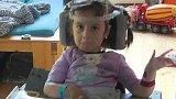 Elektrický vozík pro tělesně postižené děti