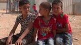 Útěky z válčící Sýrie