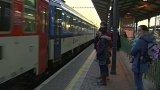 Nový vlakový jízdní řád