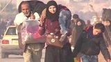 Dobývání syrského Aleppa