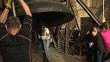 Odborníci z ČVUT testují zvon Zikmund