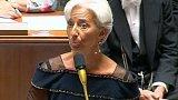Speciální soud s Christine Lagardeovou