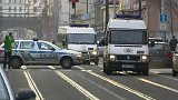 Policejní střelba u Vyškova