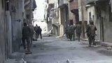 Pomoc v dobytém Aleppu?