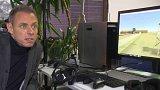 Virtuální model vyhlazovacího tábora v Osvětimi