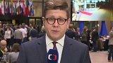 Summit EU o Sýrii i brexitu