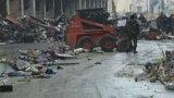 Evakuace obyvatel Aleppa