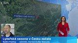 Lyžařská sezona v Česku začala