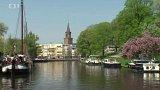 Nizozemsko: lodě