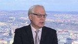 Martin Potůček, předseda Odborné komise pro důchodovou reformu; Luděk Niedermayer (nestr. za TOP09), poslanec EP