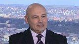 Oldřich Dědek, národní koordinátor pro zavedení eura v ČR
