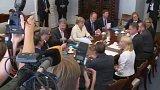 Omyly německé kancléřky