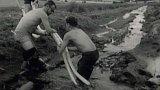 Prorážení odvodňovacích kanálů (1965)