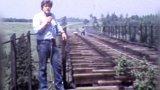 Železniční most u Hory sv. Šebestiána (1986)
