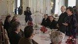 Delegace Nejvyššího sovětu Sovětského svazu na Hradě (1986)