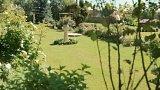 Klášterní zahrada Chotěšov