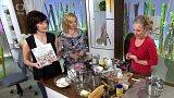 Zdravé recepty - jedlé květiny v kuchyni - Jana Vlková - 1. část + anketa