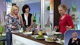 Zdravé recepty - jedlé květiny v kuchyni - Jana Vlková - 2. část
