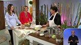 Vaření - barokní křepelky a kuřátka - 1. část + anketa