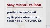 Priority ČSSD
