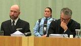 Anders Breivik znovu před soudem