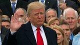 Donald Trump 45. americkým prezidentem