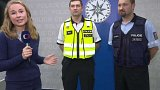 Policisté v nových vestách
