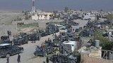 Dobytí letiště na jihu Mosulu