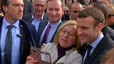 Francie před prezidentskou debatou